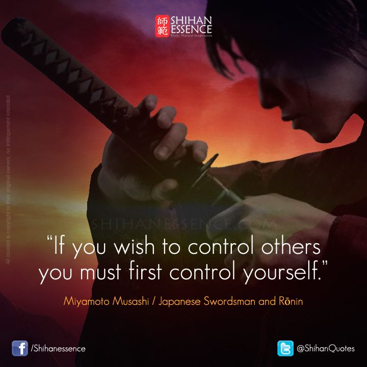 SamuraiS Quotes By Shihan Essence  Your Daily Source Of Martial