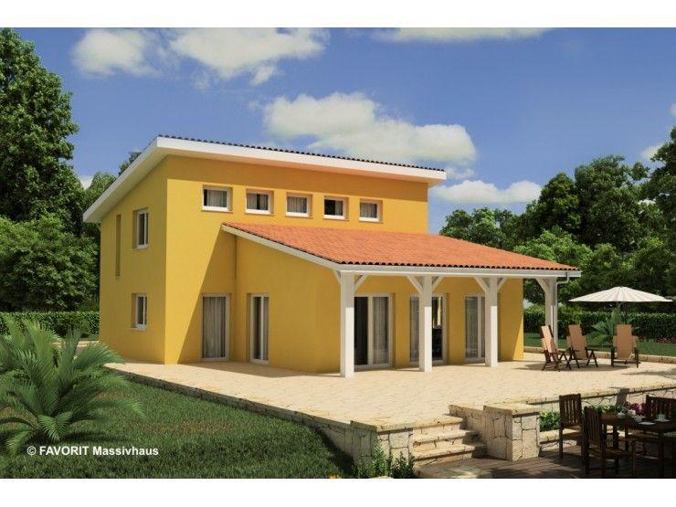 Stadtvilla mediterran  Ambiente 132 - #Einfamilienhaus von Bau Braune Inh. Sven Lehner ...