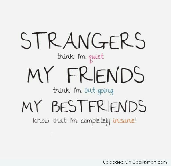 Pin By Zoie Beckman On Quotes Pinterest Quotes Friendship Unique Silly Quotes About Friendship