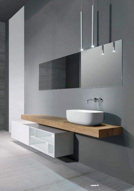 Photo of 42+ Trendy Badezimmer Holzfliesen weiße Waschtische