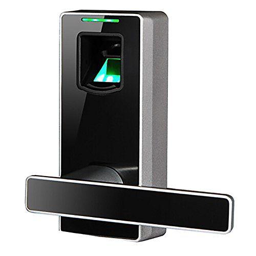 uGuardian MD1500B Biometric Fingerprint Lock Black - Fingerprint Locks
