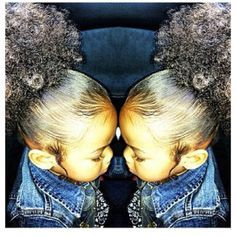 Pin On Cute Kid Puff Ball Hairstyles