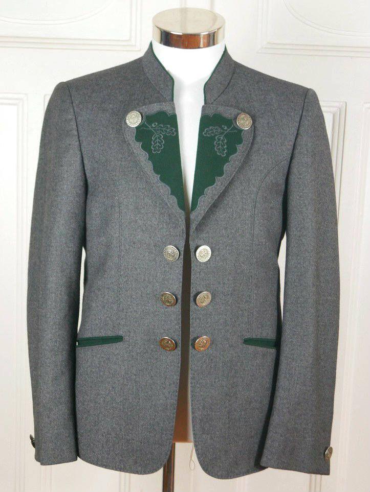 a77fe55963d2 German Vintage Trachten Jacket