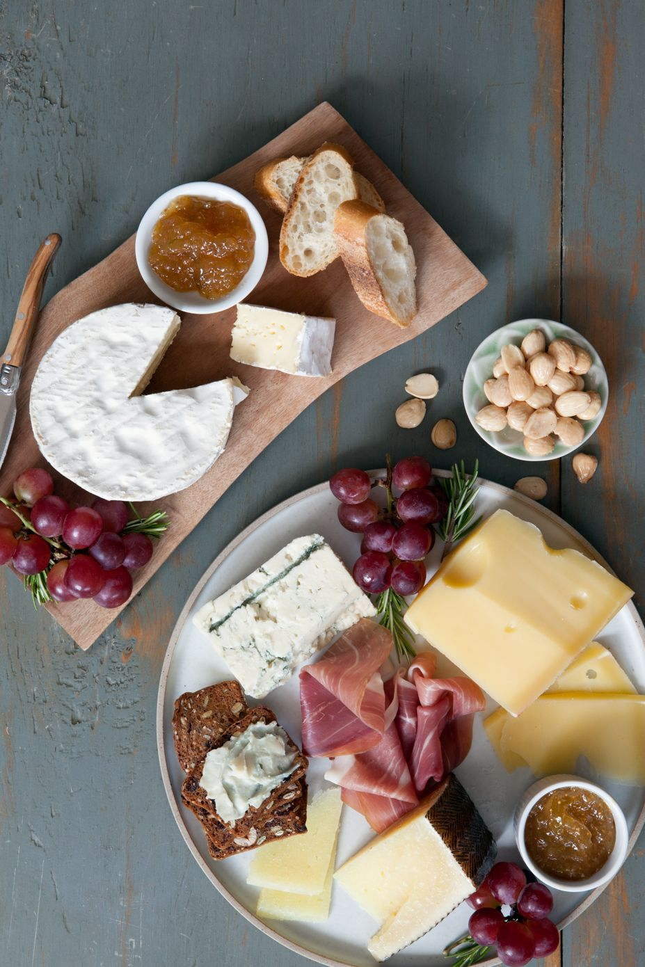 whole food cheese platter
