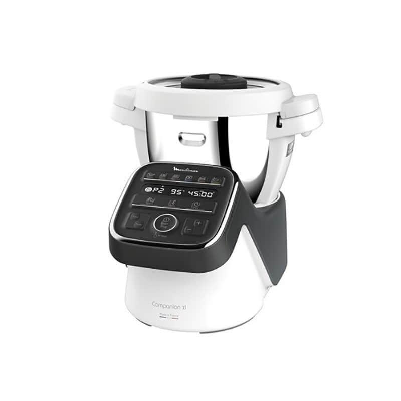 Robot Cuiseur Multifonction Moulinex Companion Xl Hf80c800 Moulinex Electro Depot Reduction Promotion Et Codes Promo En 2020 Robot Cuiseur Cuiseur Multicuiseur Moulinex