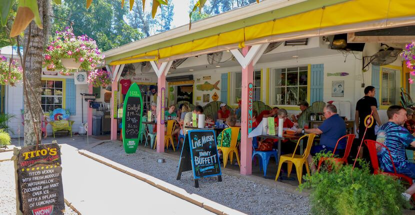 The Island Cow Restaurant Sanibel Sanibel Island Florida