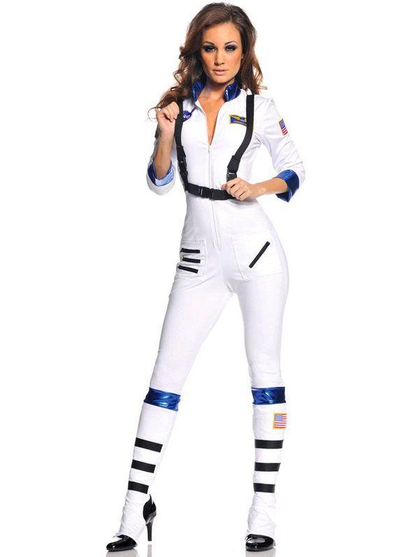 663729b828a Womens Sexy Blast Off Astronaut Costume | Spooktacular Halloween ...