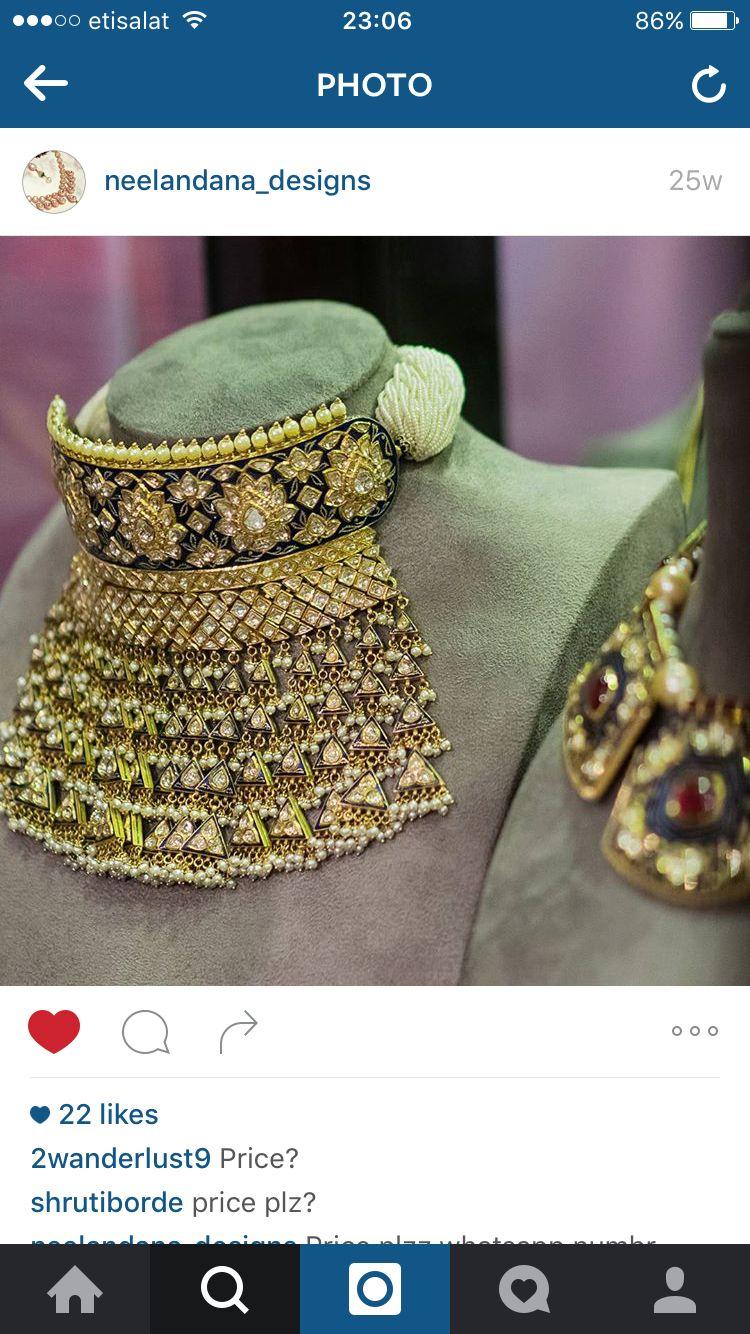 Sunita | Aad Necklace | Pinterest | Indian jewelry, Jewel and ...