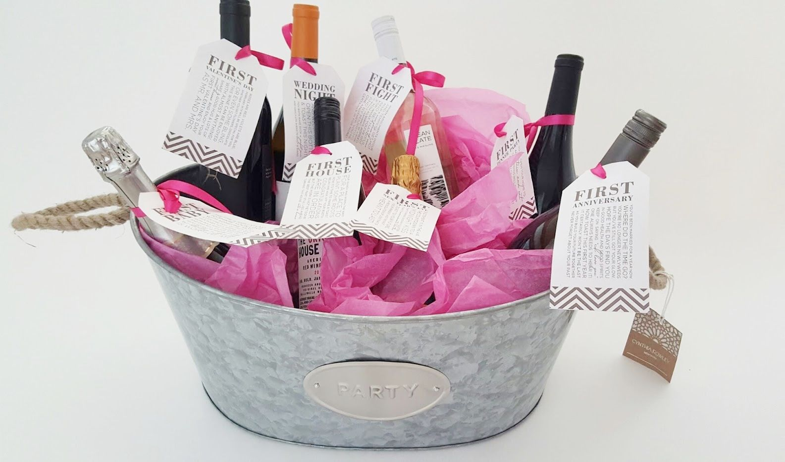 bridal-shower-gift-diy-a-wine-basket-of-firsts-for-the-bride-and ...