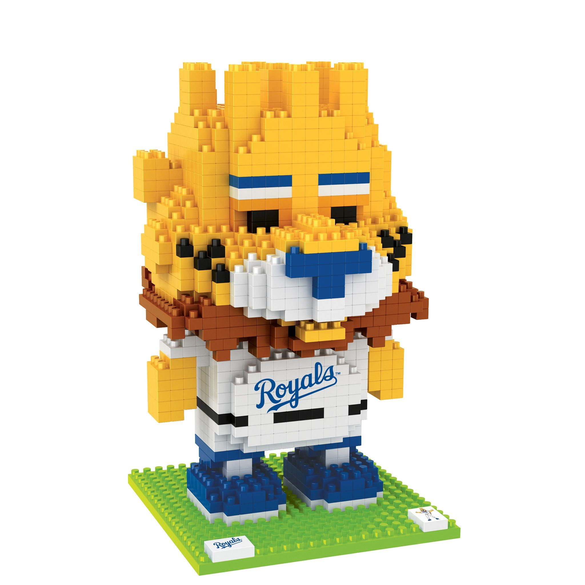 Kansas City Royals Legos