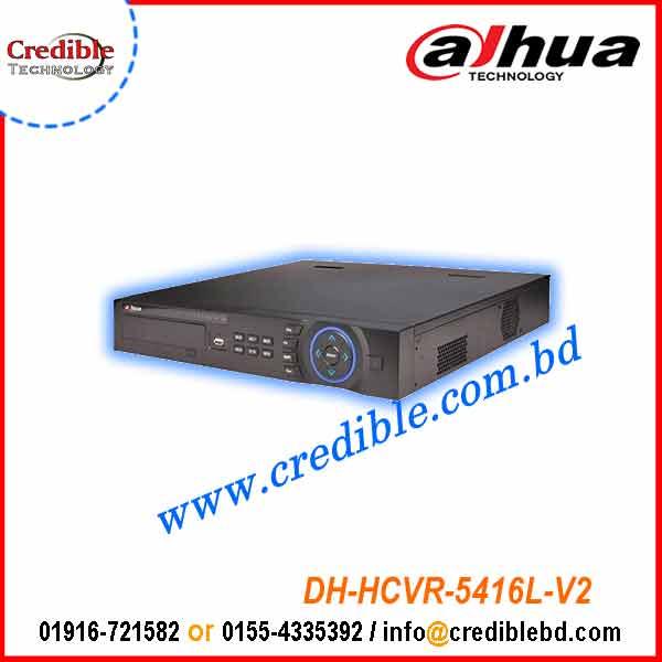Dahua Dh Hcvr 5416l V2 Xvr Price Cctv Camera Price Cctv Camera Camera Prices Cctv Camera Price