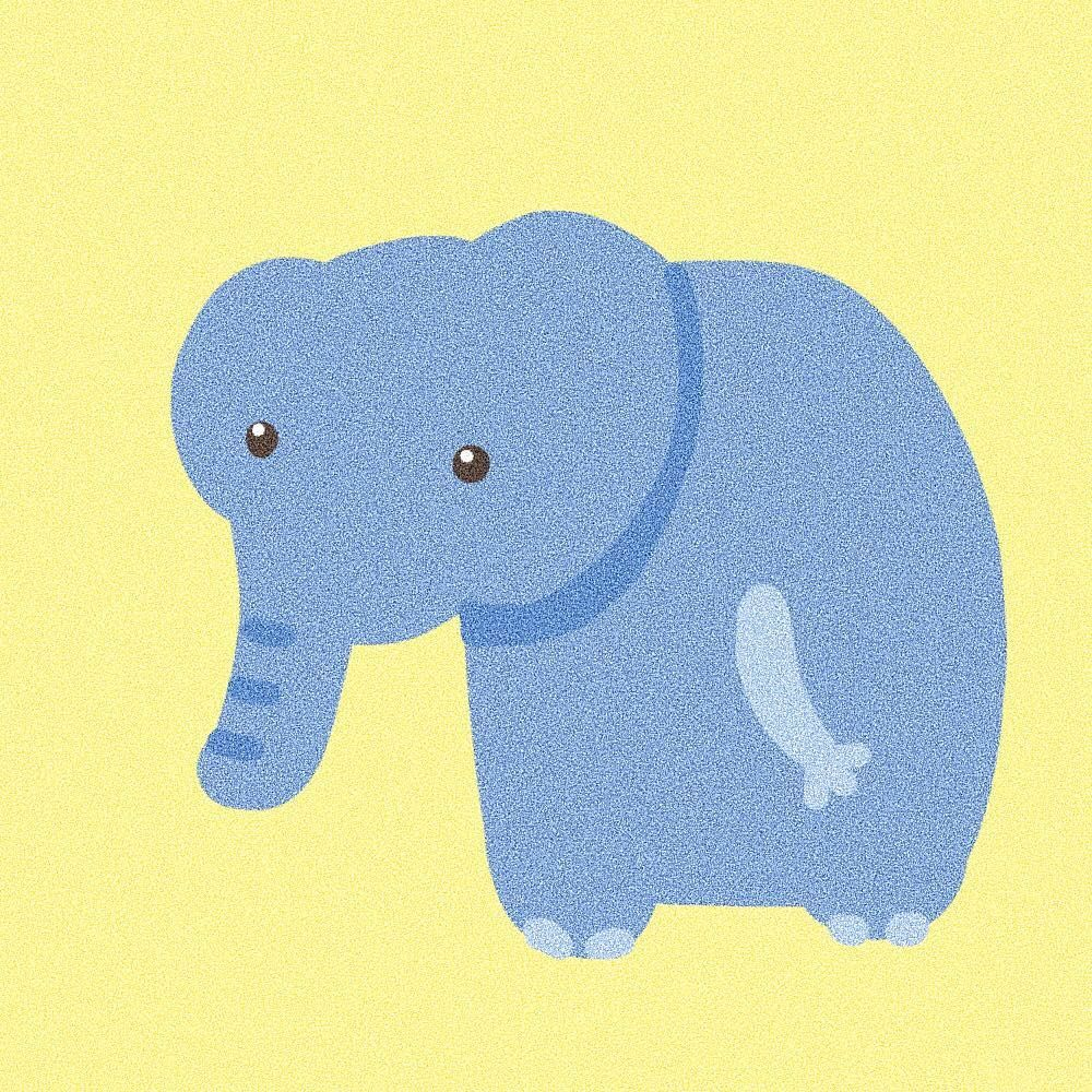 Pin By Tara R On Elephant Elephant Animals Illustration