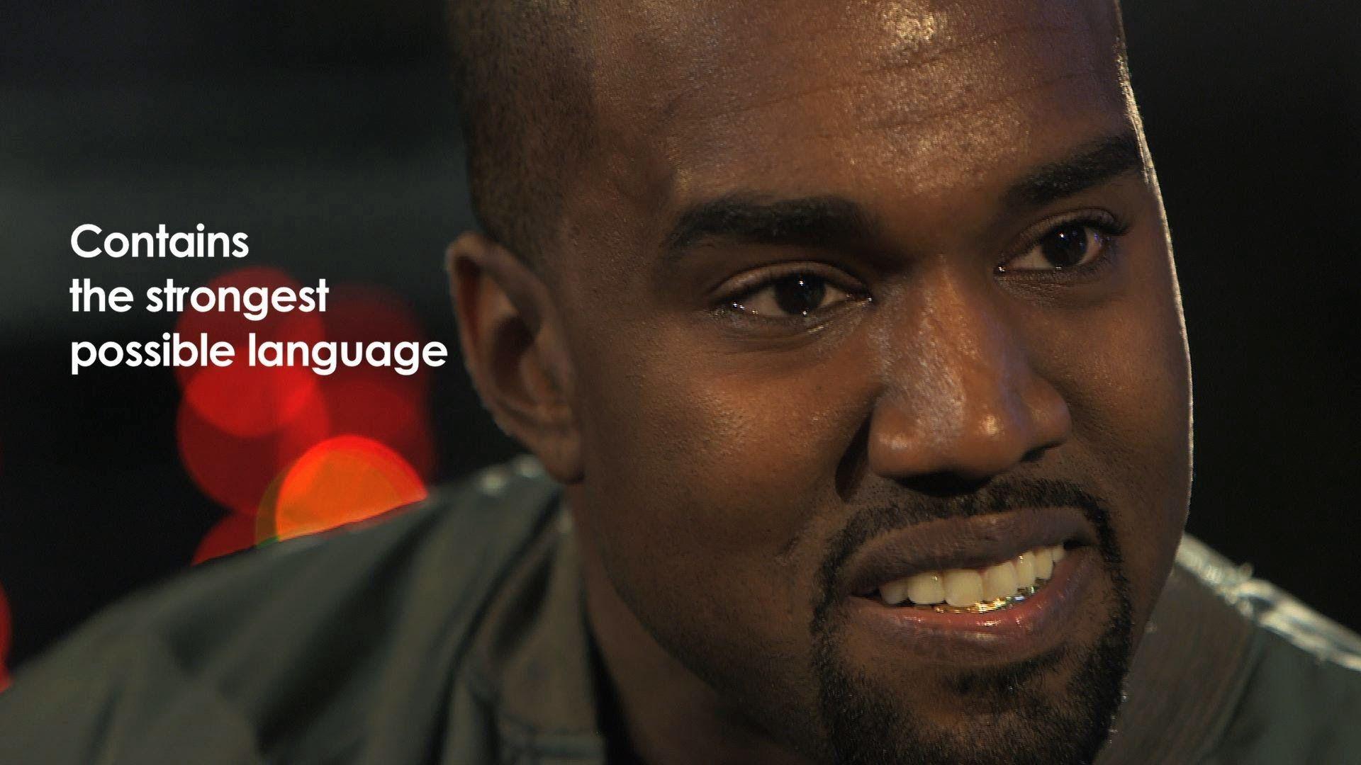 Kanye West On Self Esteem Reasons Why He Is My Favorite Artist Kanye West Funny Best Of Kanye West Kanye West
