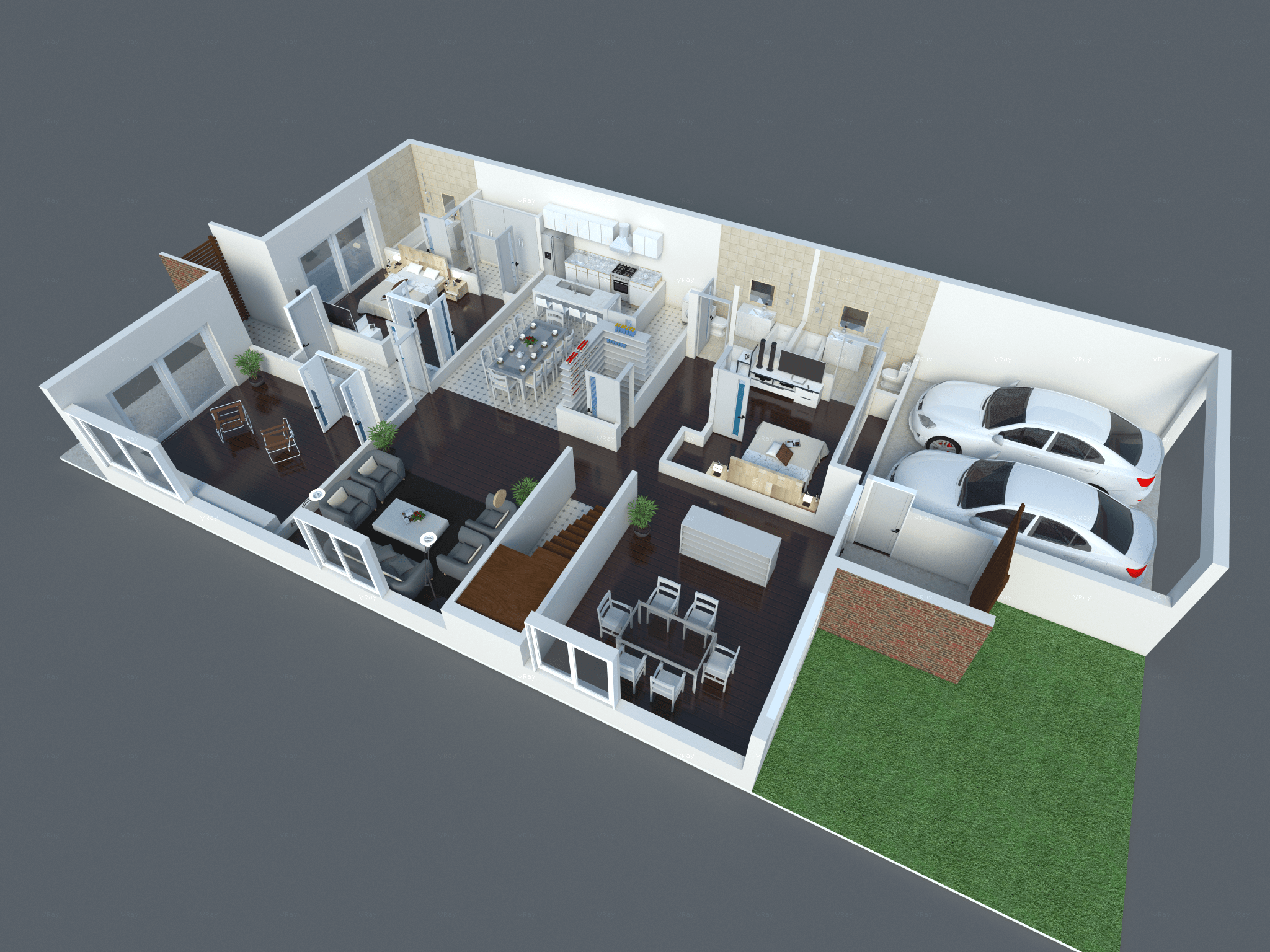 Sketchup 3d Floor Plan Google Search Interior Design