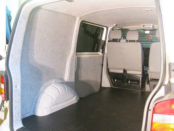 Campervan Conversions In North Devon Camperliners Transporter