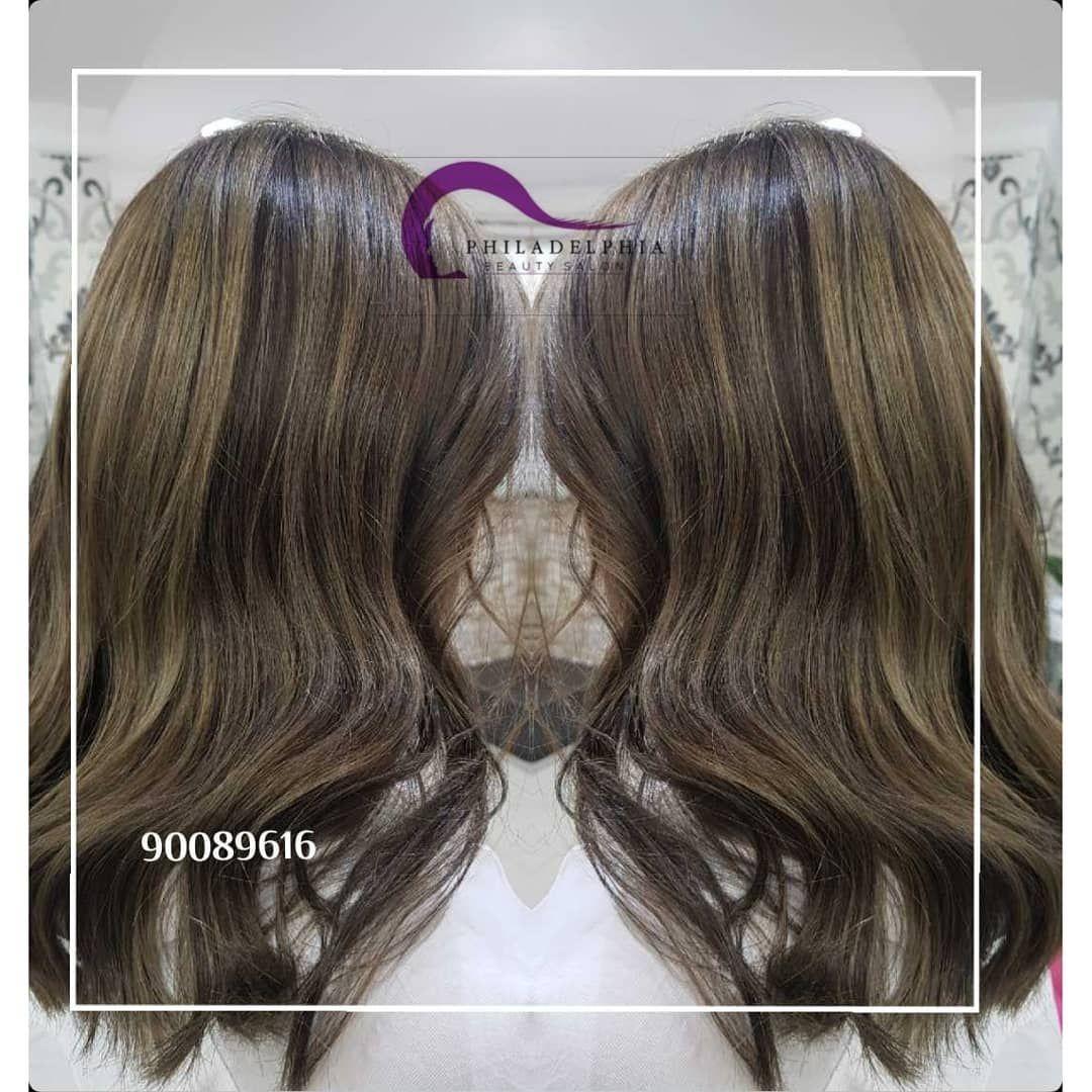 زبونتنا بعد الصبغة بدون تعب للشعر صبغات بدون مشاكل وتعب للشعر صبغاتنا بدون أمونيا مع اضافة الأولوبلكس لحماية الشعر مجانا Hair Hair Wrap Hair Styles