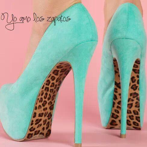 Yo amo a los zapatos