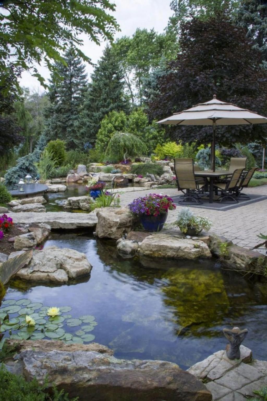 Tips for Building Ponds in Your Backyard | Ponds backyard ...