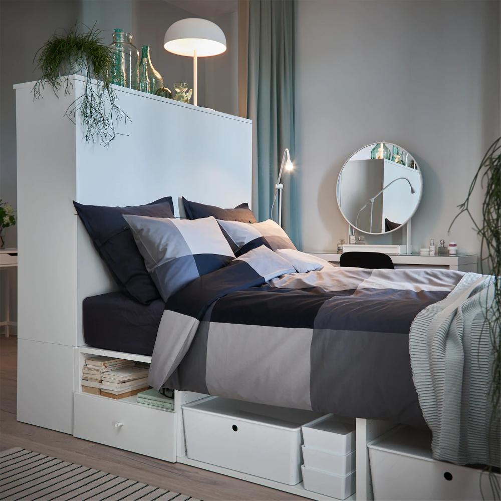 Camera da letto e soggiorno, tutto in uno. | Camera da ...