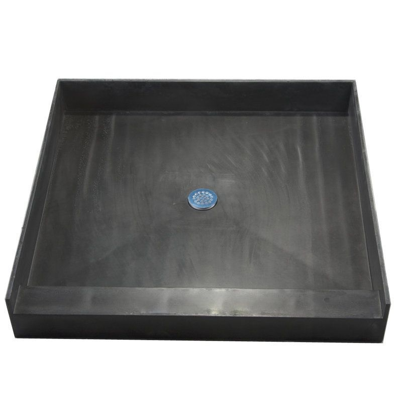 Tile Redi 3636c Tile Redi Shower Pan Shower Base