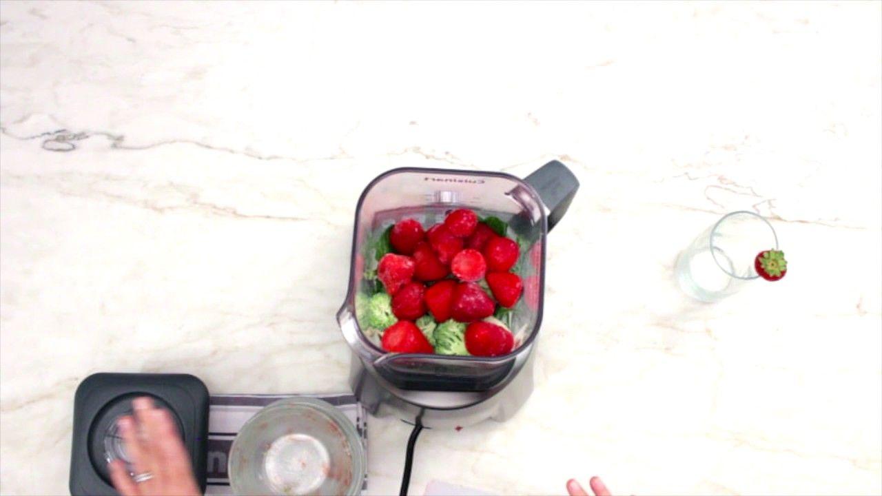 Green Smoothie Recipe (CBT-2000)