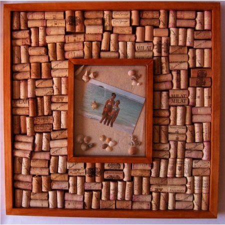 Wine Cork Art Projects How To Wine Cork Board Shadow Box Kit