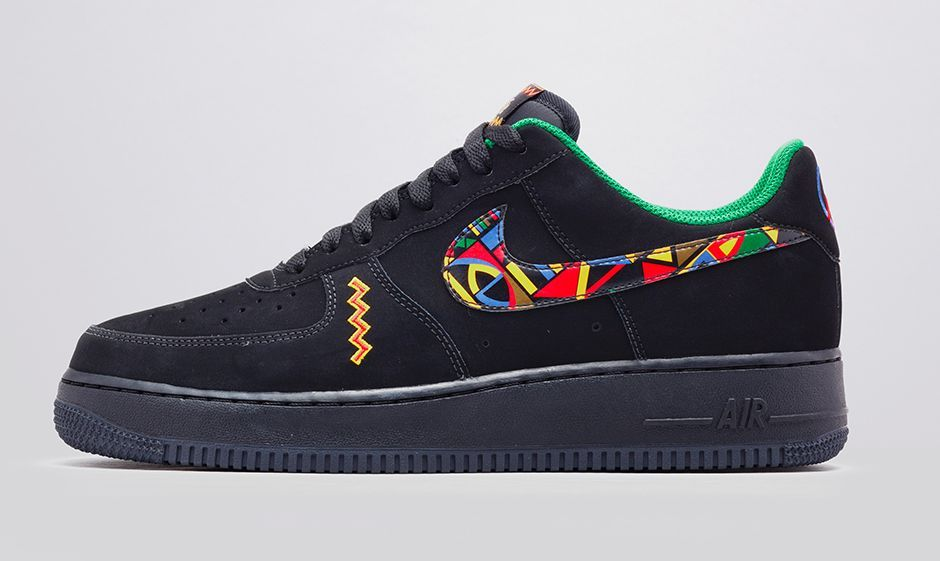 the best attitude bbf4e de6ee BMF Style Nike Air Force 1 Urban Jungle