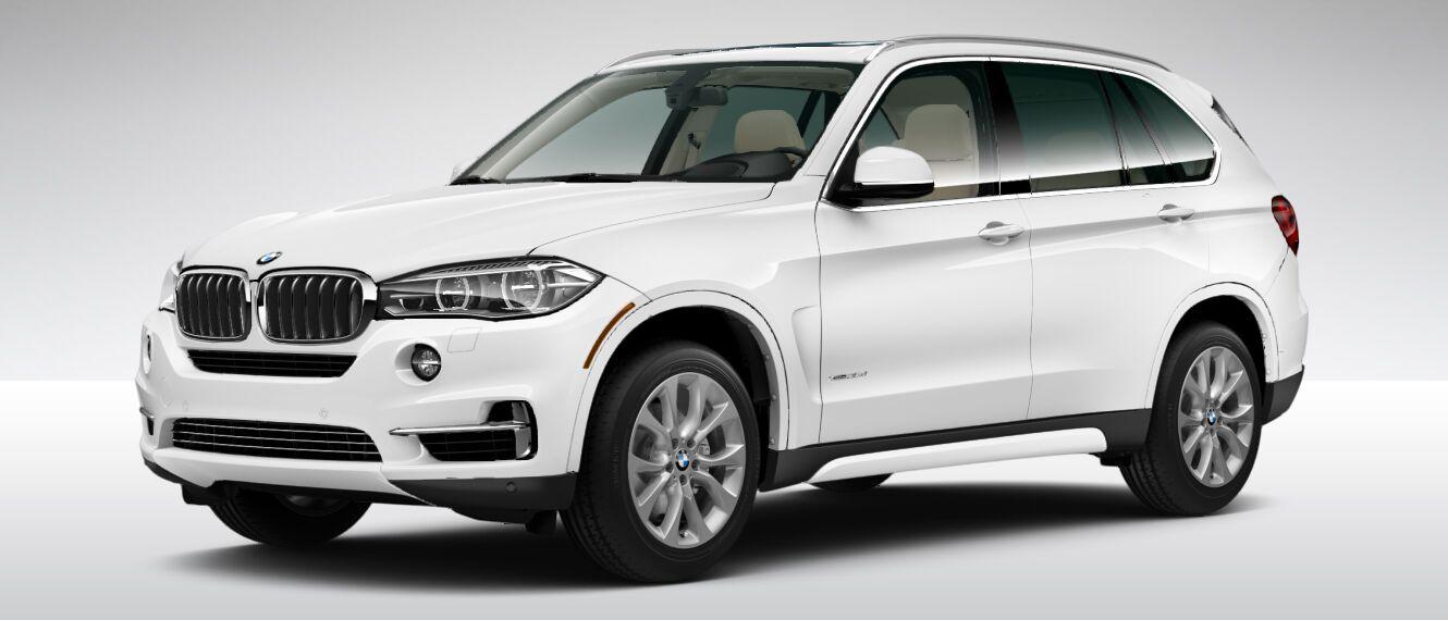 Build Your Own 2015 X5 xDrive35d