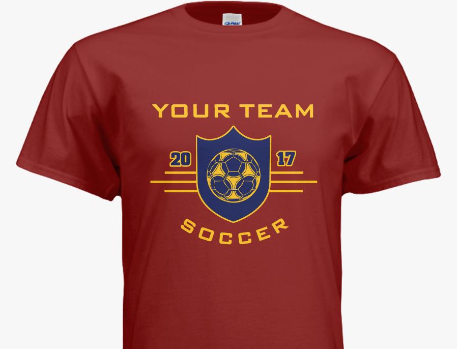 Girls Varsity Soccer T Shirt Design Idea And Template Make Custom Tees Online Soccer Shirts Designs Girls Soccer Shirts Soccer Shirts