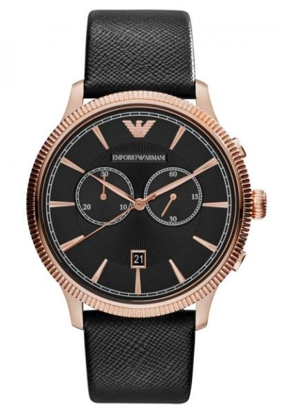 Emporio Armani Herren Chronograph Armband Uhr Ar1792 Armani Uhren Herren Chronograph Uhren Herren
