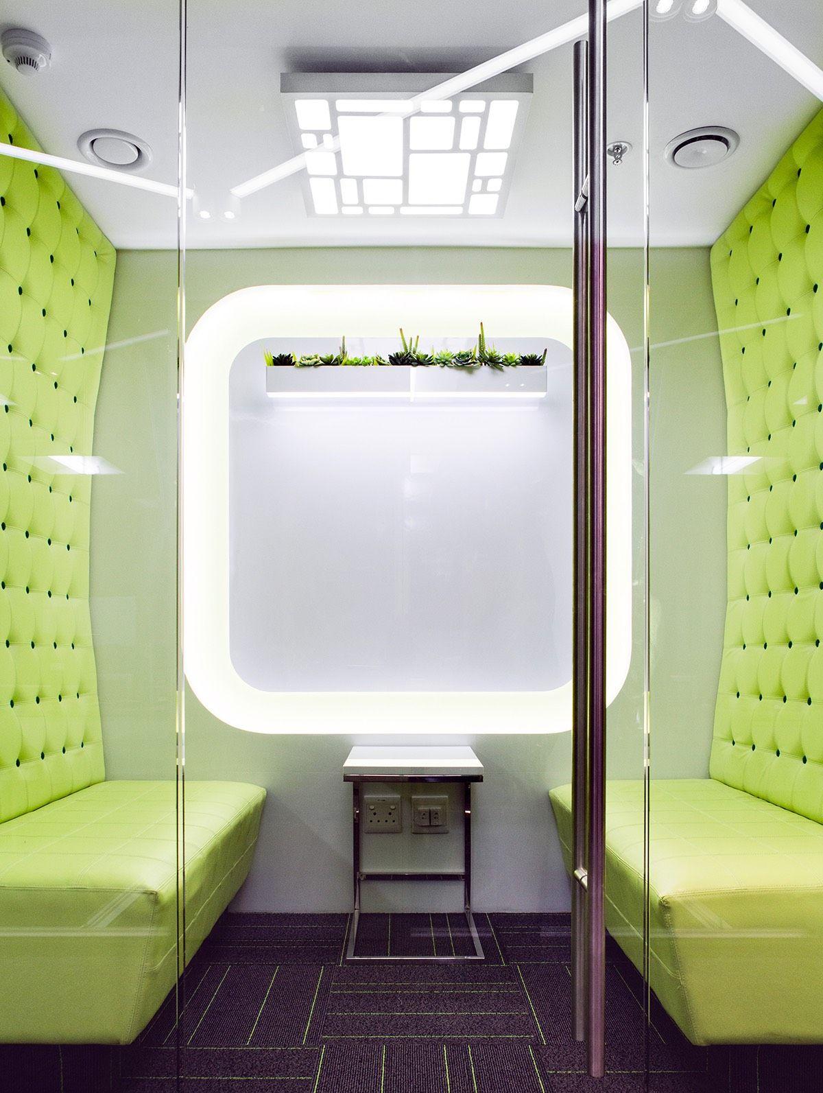A Tour Of Korbicom S Sleek New Cape Town Office Interior Design
