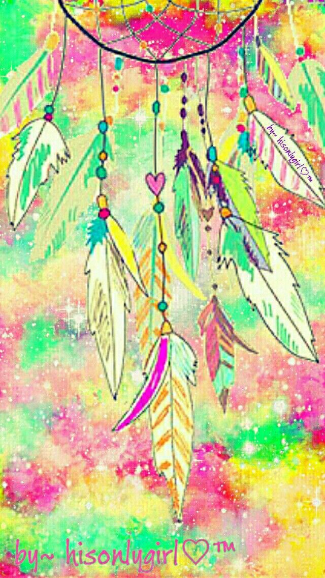 Who Created The Dream Catcher Crazy dreamcatcher galaxy wallpaper I created for the app CocoPPa 37
