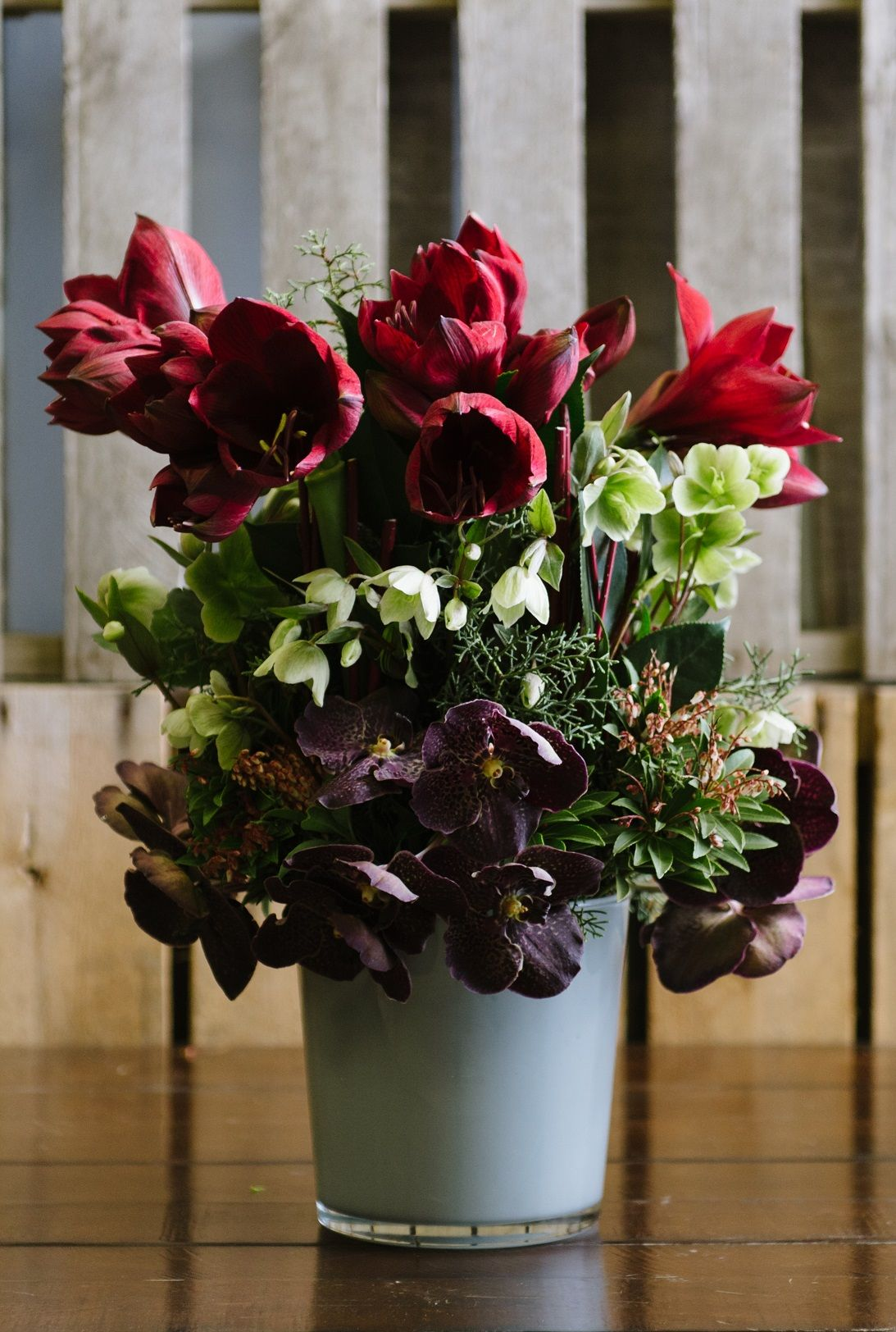 An Earthy And Natural Twist On Traditional Color Burgundy