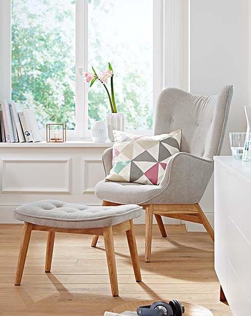 Skandinavisches Wohnzimmer pures wohngefühl skandinavisches design möbel bei tchibo