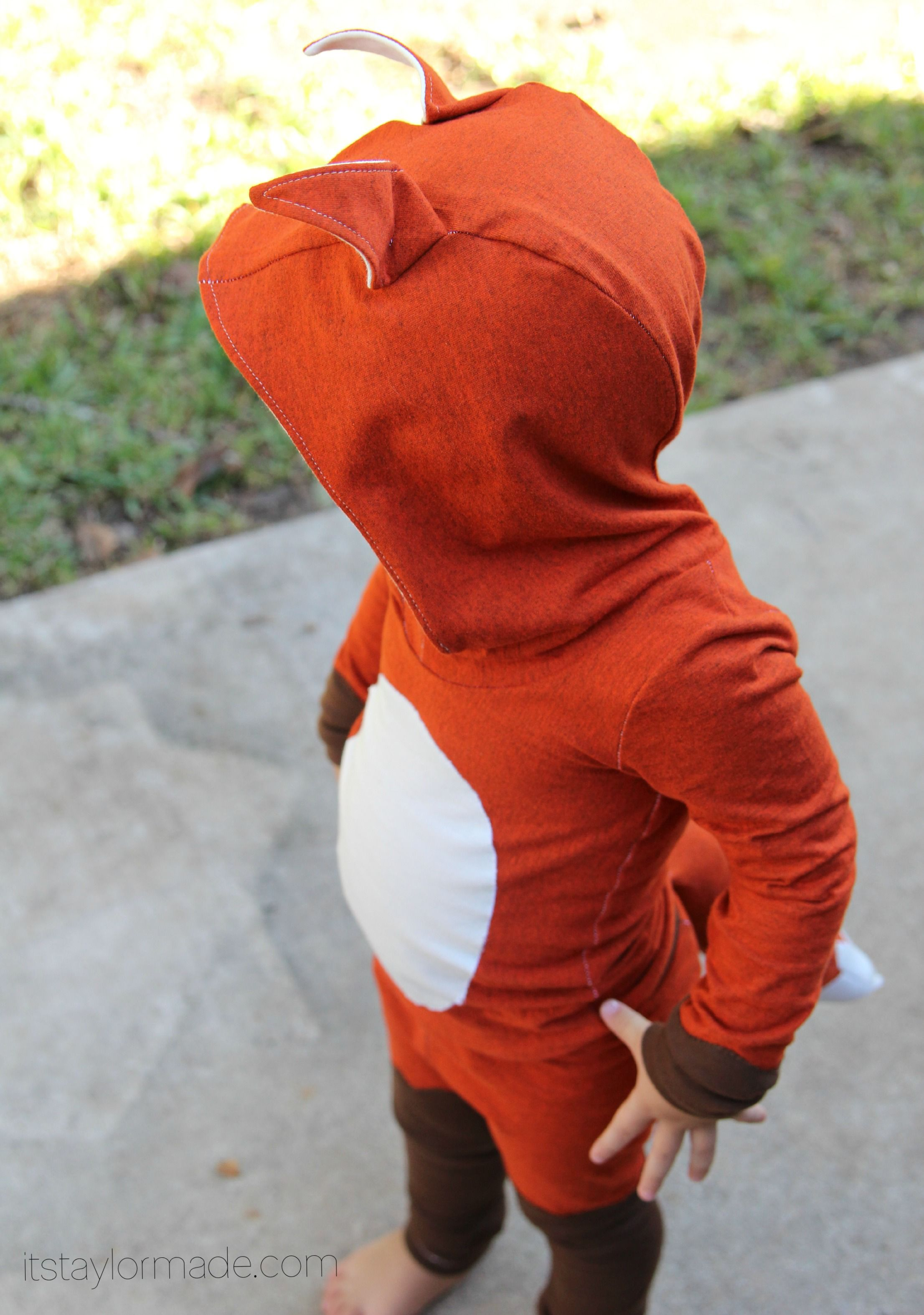fox costume. Someone make this for Milo! : fox costume for toddler  - Germanpascual.Com