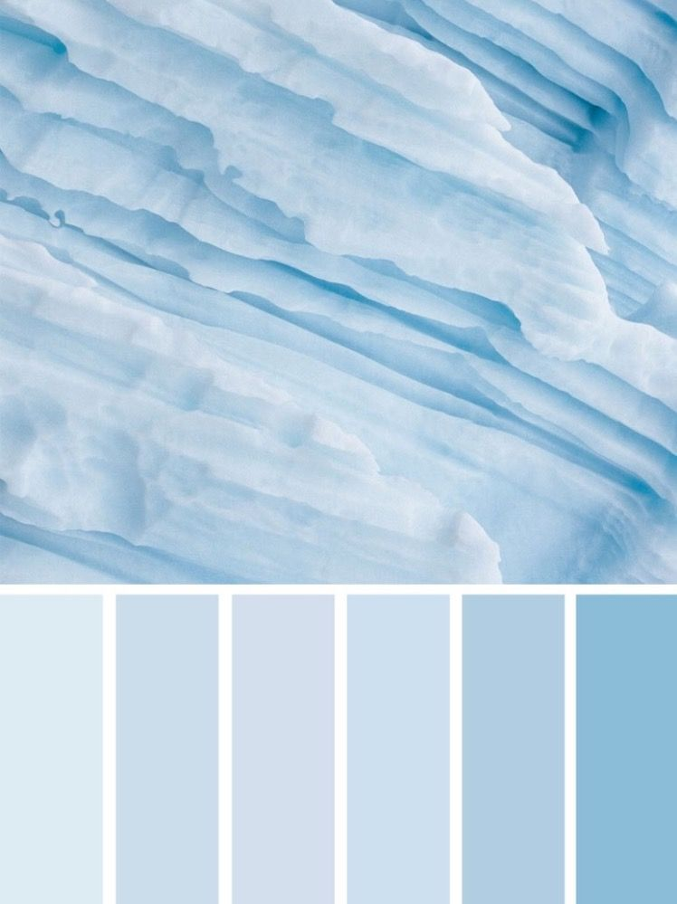 Ice Blue Ice Blue Color Blue Color Schemes Blue Colour Palette