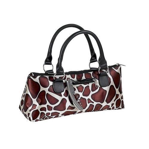 The Giraffe Insulated Wine Purse Is A Single Bottle Clutch Tote That Looks Like Bag Has Thermal Compartment To
