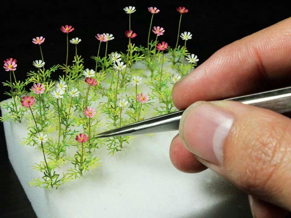 1:12 Miniature Dollhouse Plant ~ Hosta ~ YOUR CHOICE