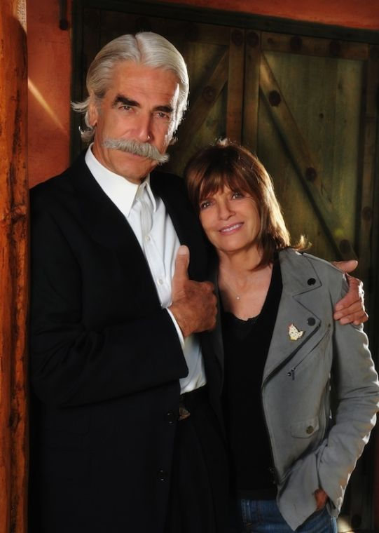 Sam Elliott And Katharine Ross Sam Elliott Pinterest