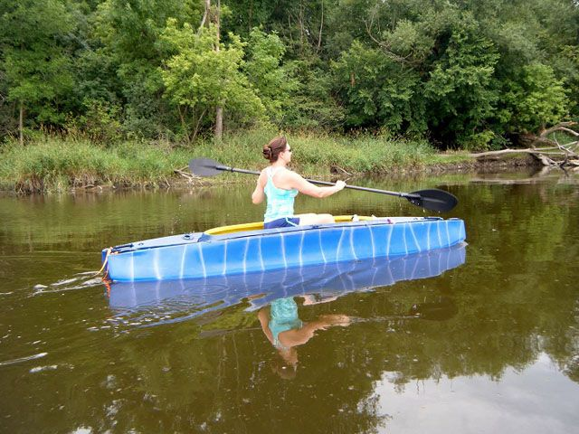 John and Jeanne Exploring Fox River By Kayak, And Catching Fish ...Fox river in her kayak. #kayaking #kayak   #outdoors   #canoeing   #boating  #fishing   #adventure #bassfishing   #holiday  #river http://ilovekayaking.tumblr.com/