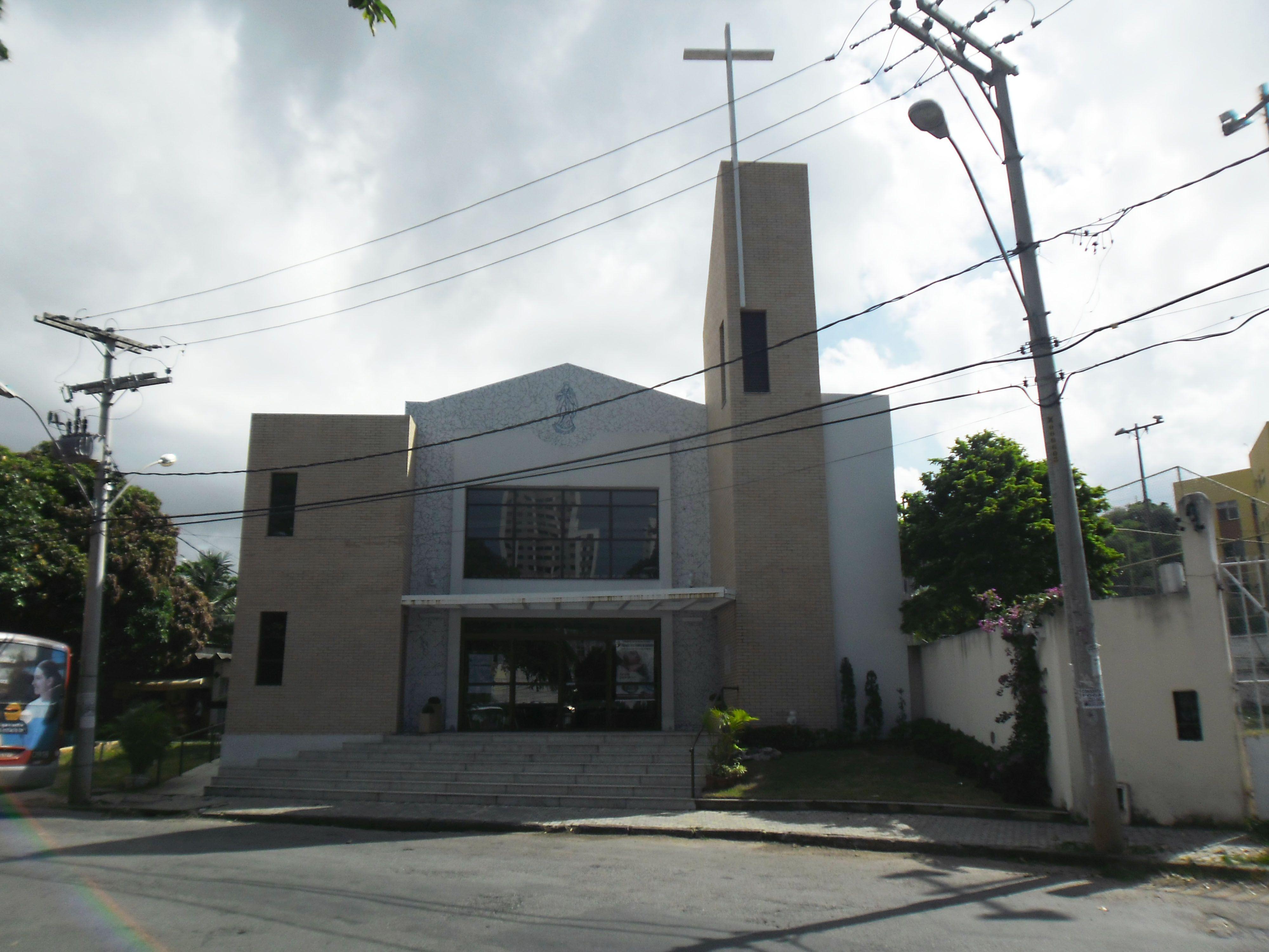Igreja Imaculada Conceição de Maria_Salvador_Brasil