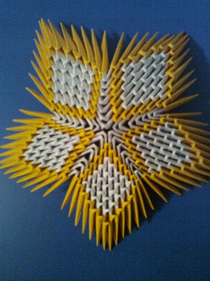 Origami Star Album Lutzu 3d Origami Art 3d Modular Origami