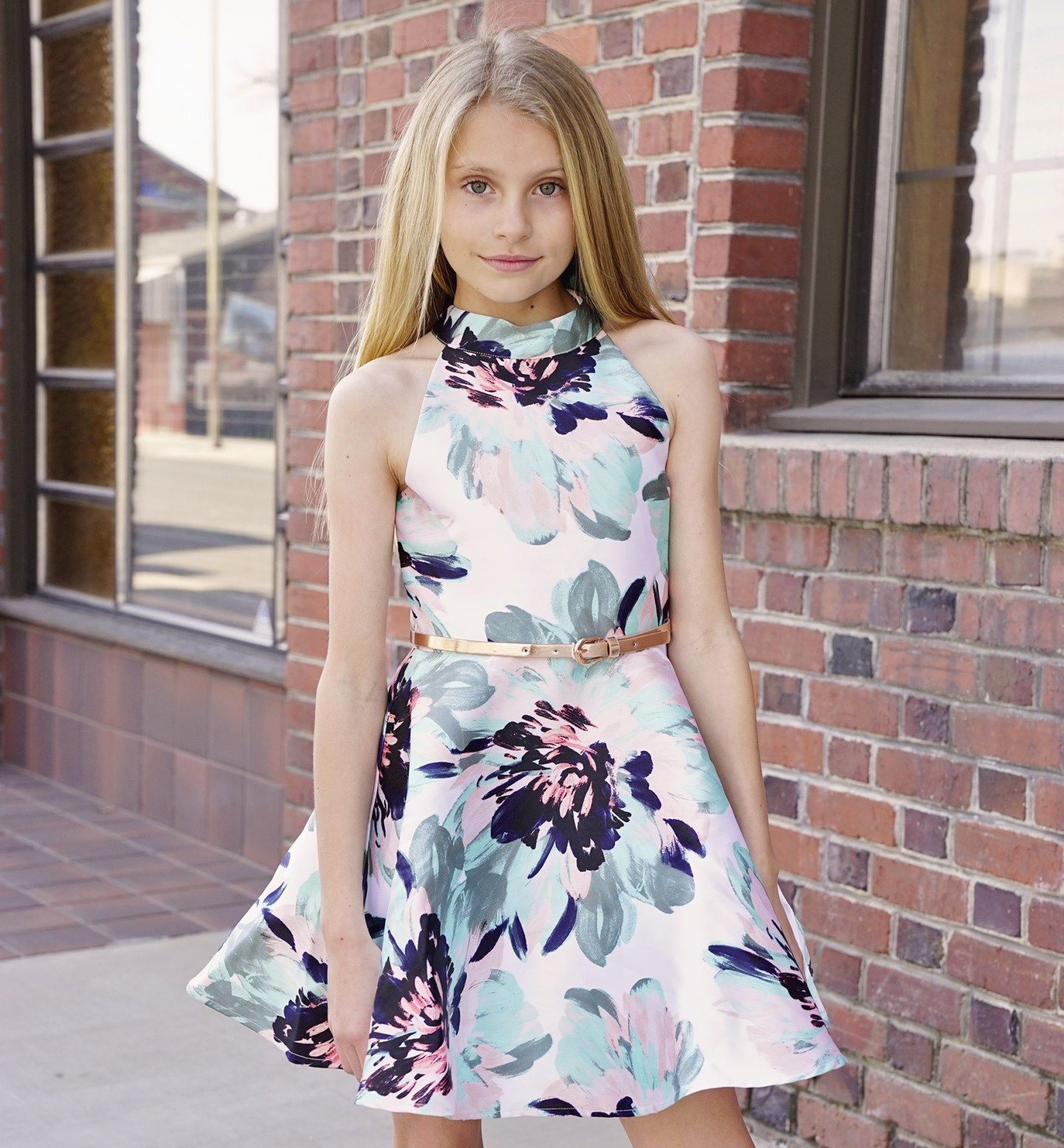 Easter Dresses Tween Girls  Girls dresses tween, Dresses for