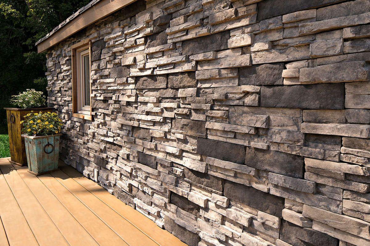Brick Veneer Accent Wall Stone And Brick Accent Wall Projects Plymouth Rock