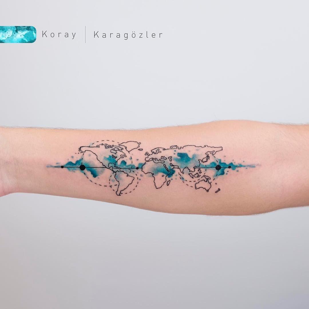 encontre o tatuador e a inspira o perfeita para fazer sua tattoo colorful colorida pinterest. Black Bedroom Furniture Sets. Home Design Ideas