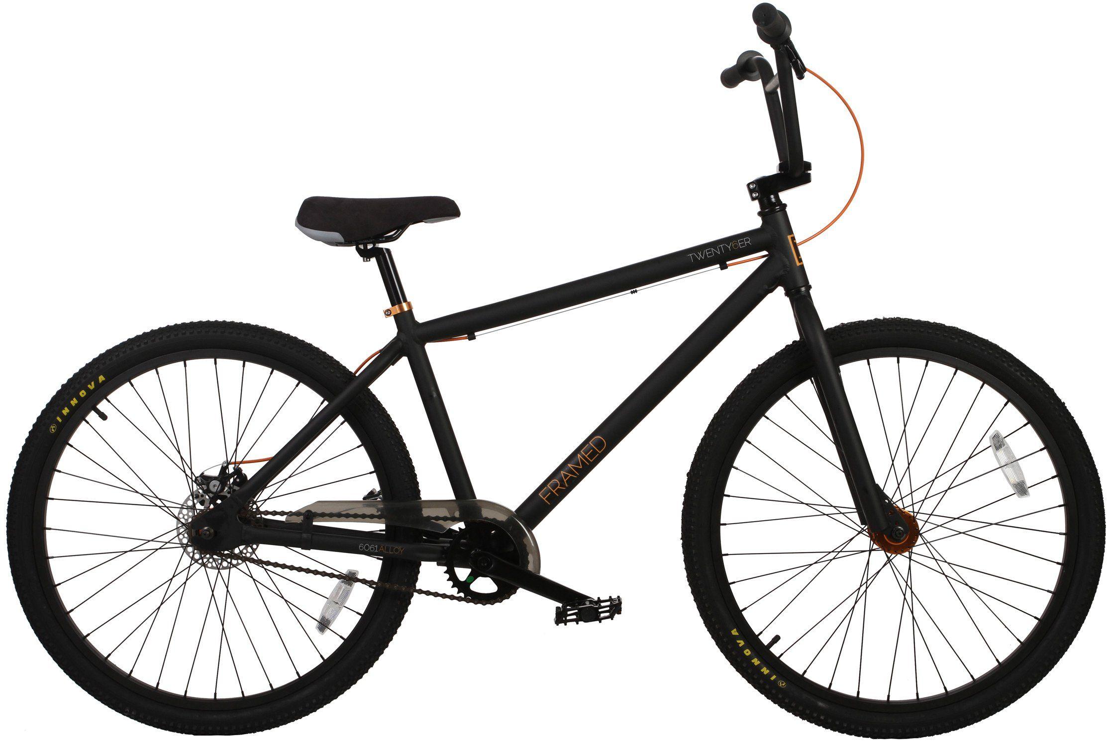 Framed Twenty6er BMX Bike Mens Sz 26in. Key Features of the Framed ...