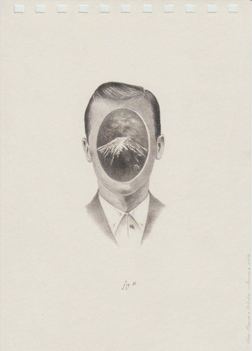 Surreal Pencil Drawings