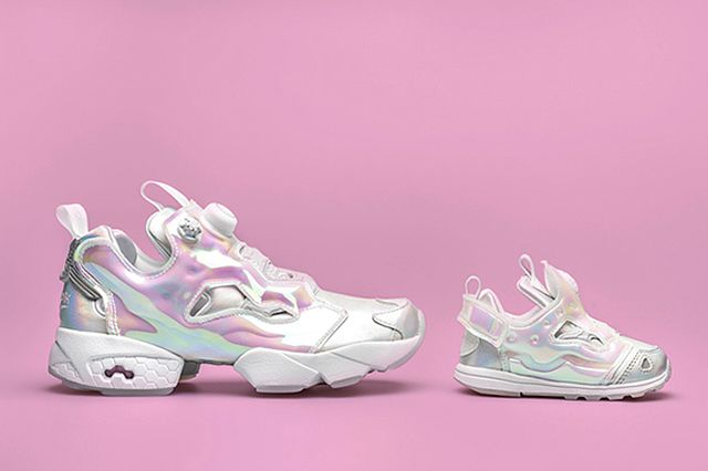 DISNEY X REEBOK INSTA PUMP FURY (CINDERELLA) - Sneaker Freaker ... 6d0d2abac