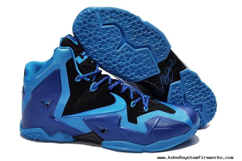 Deep Blue Nike Lebron XI