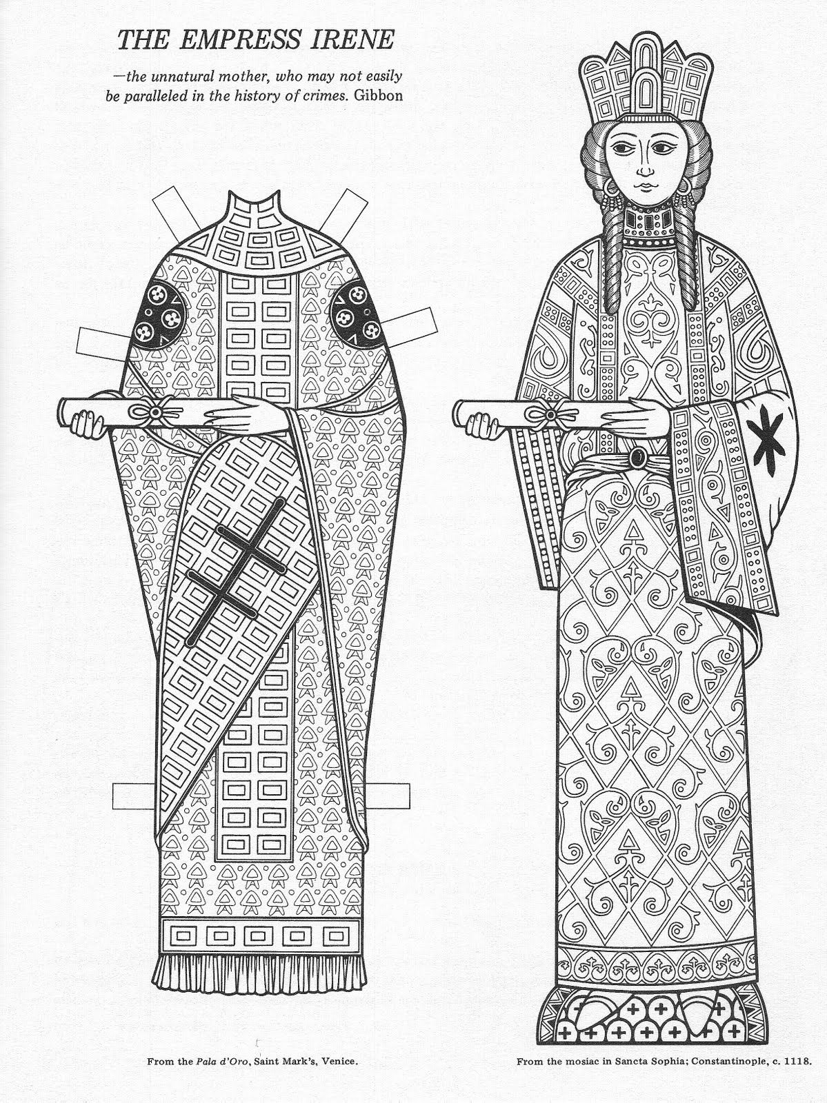 Bellerophon Books Paper Dolls Paper Doll Costume Abc Coloring Pages